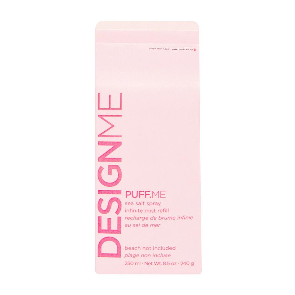 Design.ME Puff.ME Infinite Mist Sea Salt Spray Refill 250ml