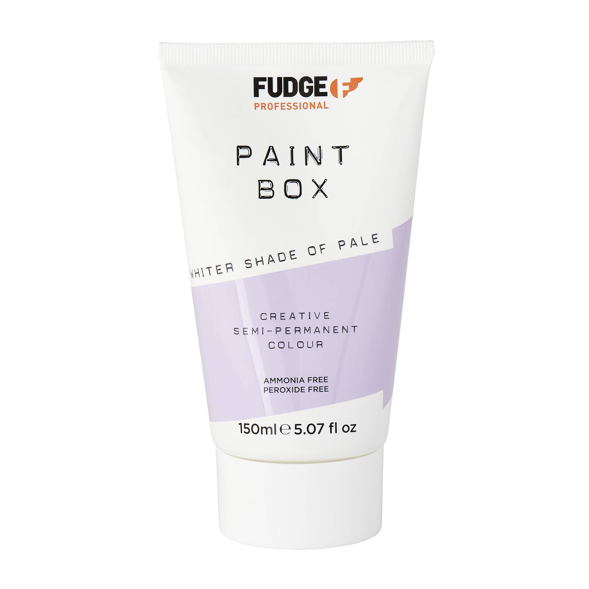 Fudge Professional Coloration semipermanente Creative Paint Box Whiter Shade of Pale 150ml