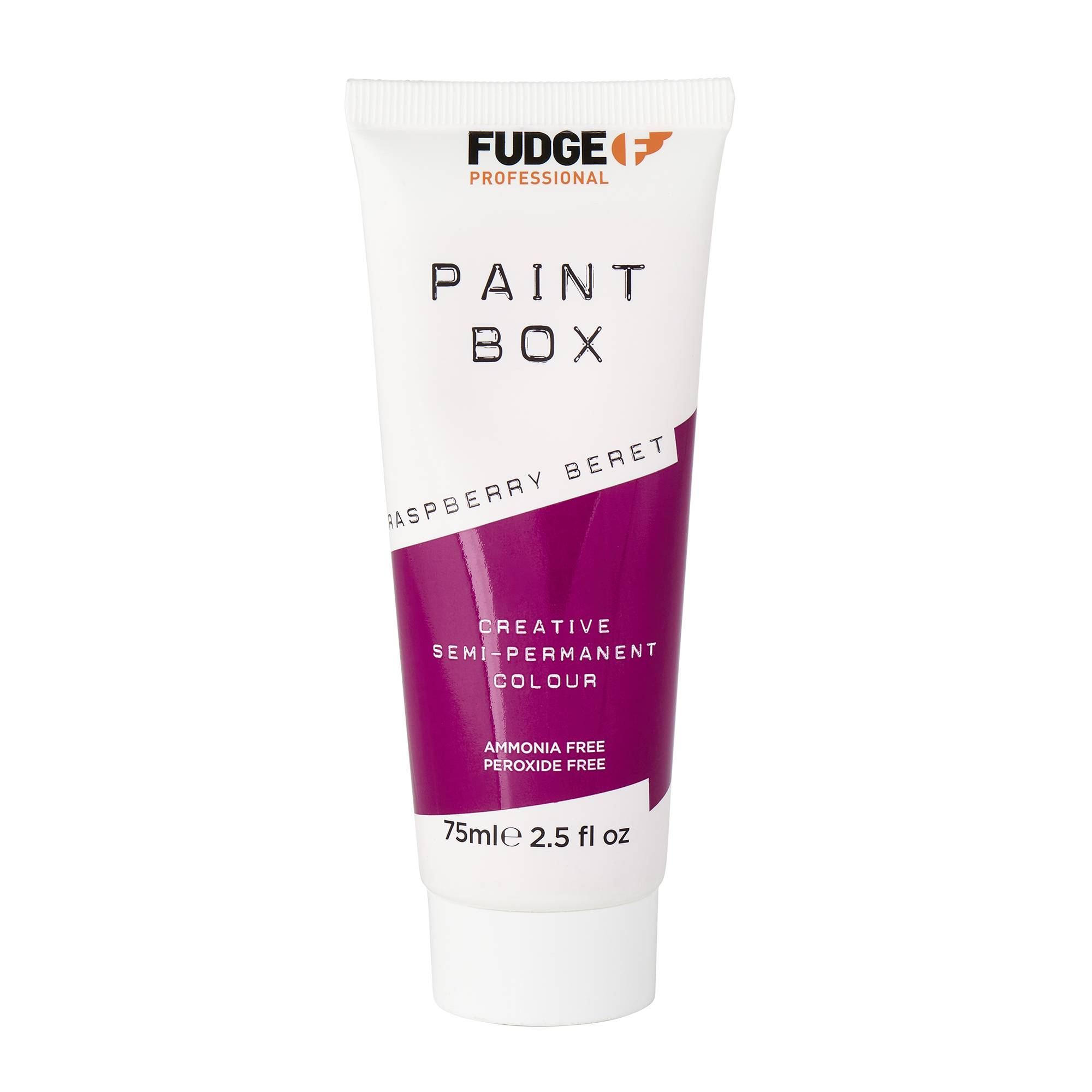 Fudge Professional Coloration semipermanente Creative Paint Box Raspberry Beret 75ml