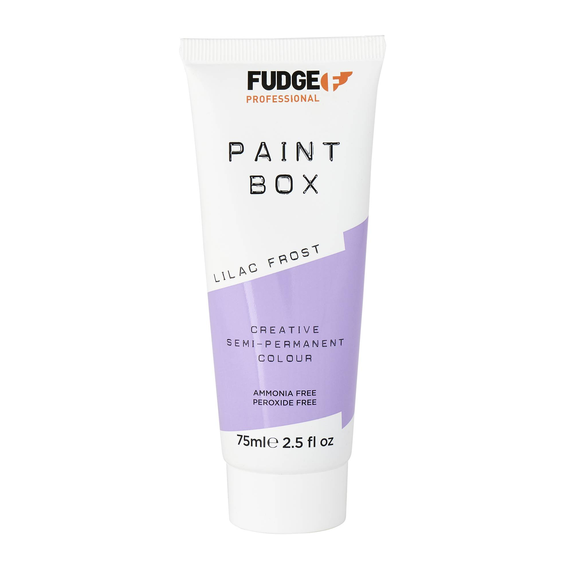 Fudge Professional Coloration semipermanente Creative Paint Box Lilac Frost 75ml