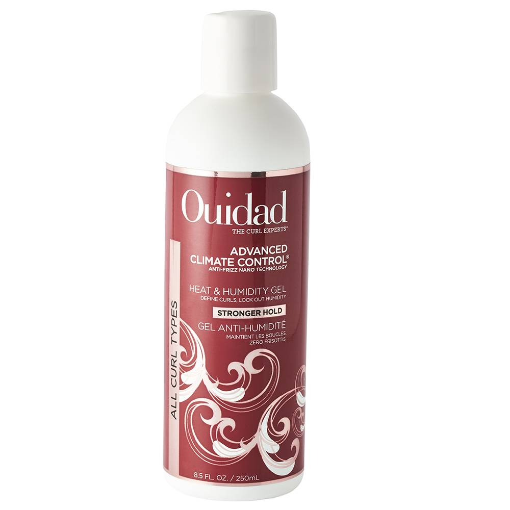 Ouidad Advanced Climate Control Heat & Humidity Gel Stronger Hold 250ml