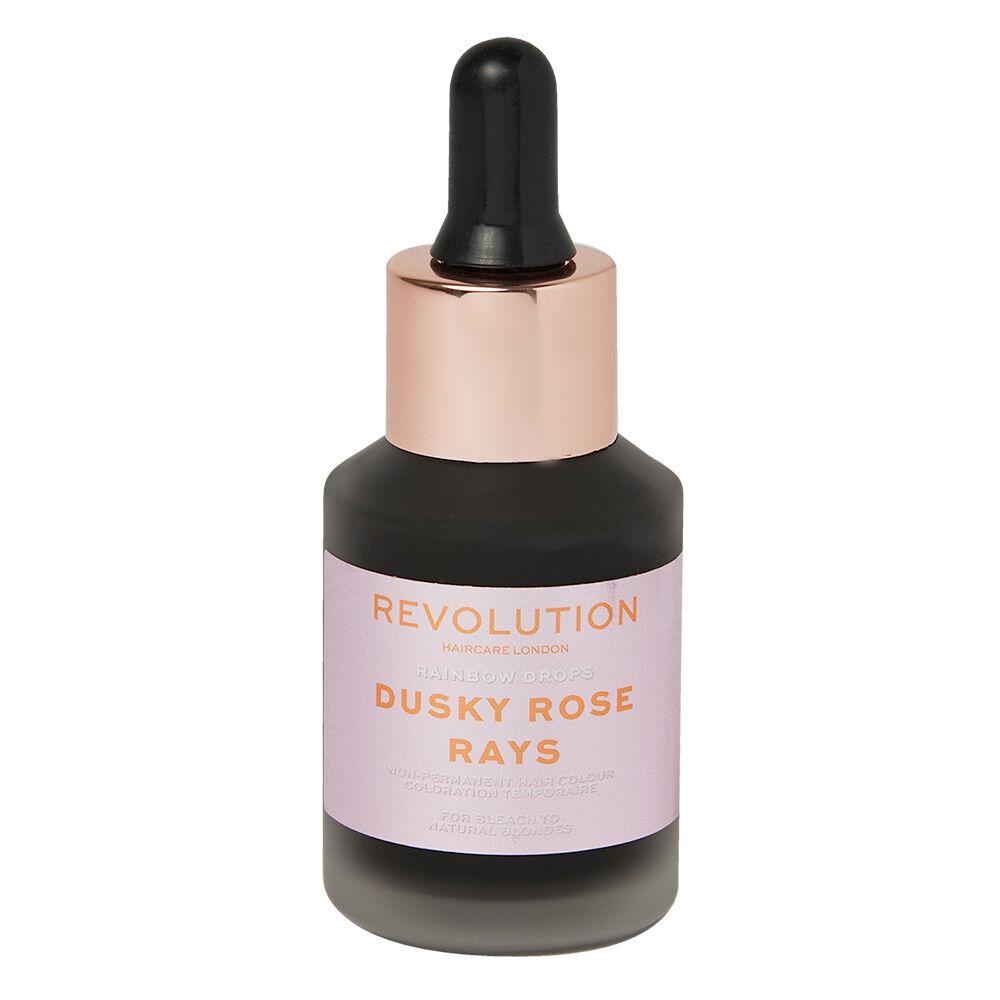 Revolution Haircare Rainbow Drops Dusky Rose Rays 30ml