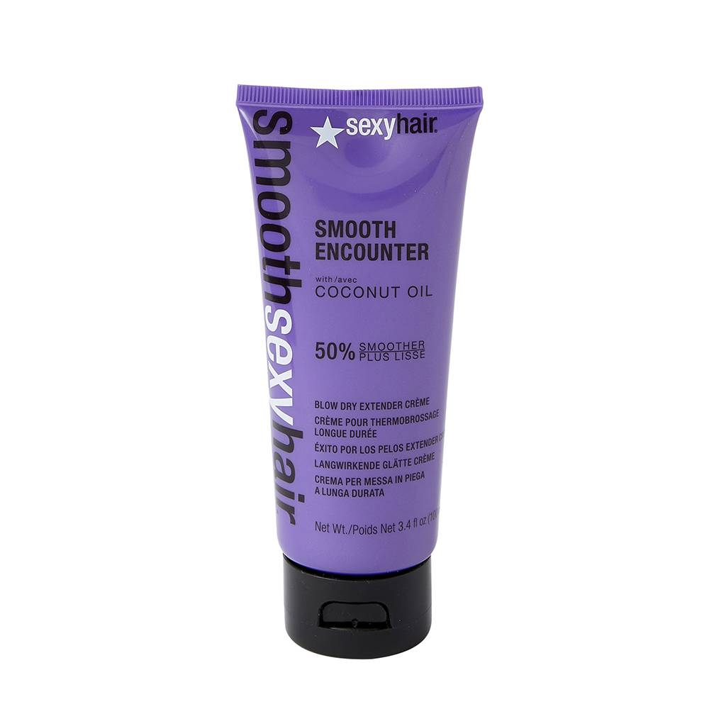 Sexy Hair Smooth Encounter Blow Dry Extender Creme 100ml