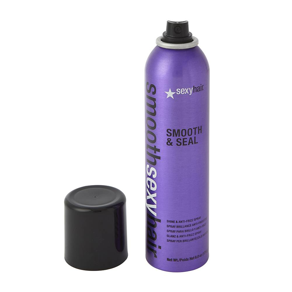 Sexy Hair Smooth & Seal Anti Frizz Shine Spray 200ml