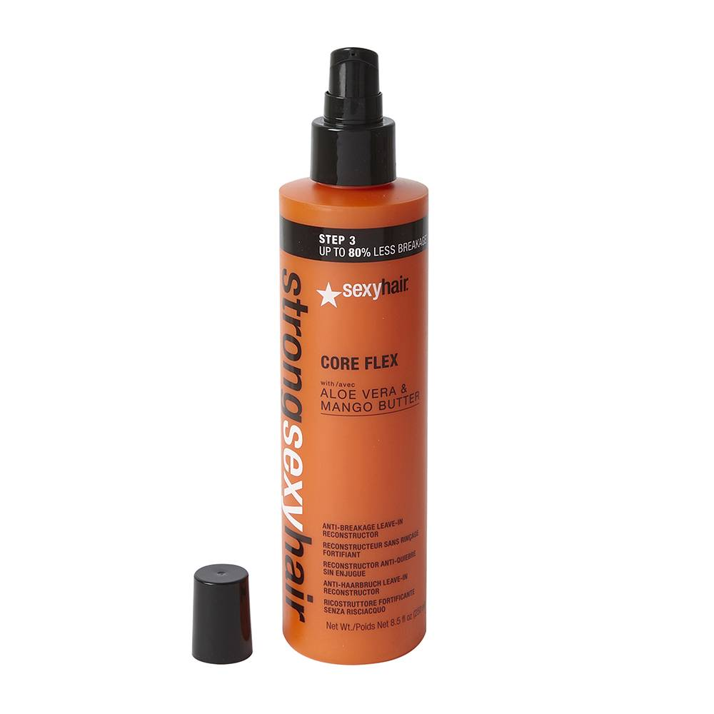 Sexy Hair Strong Core Flex Anti Breakage Leave In Reconstructor 200ml