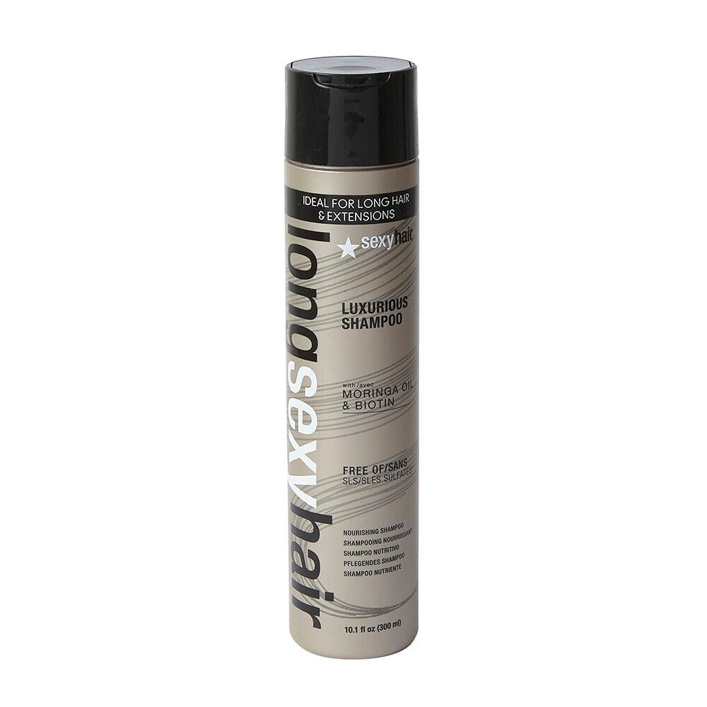 Sexy Hair Long Color Safe Luxurious Shampoo 300ml