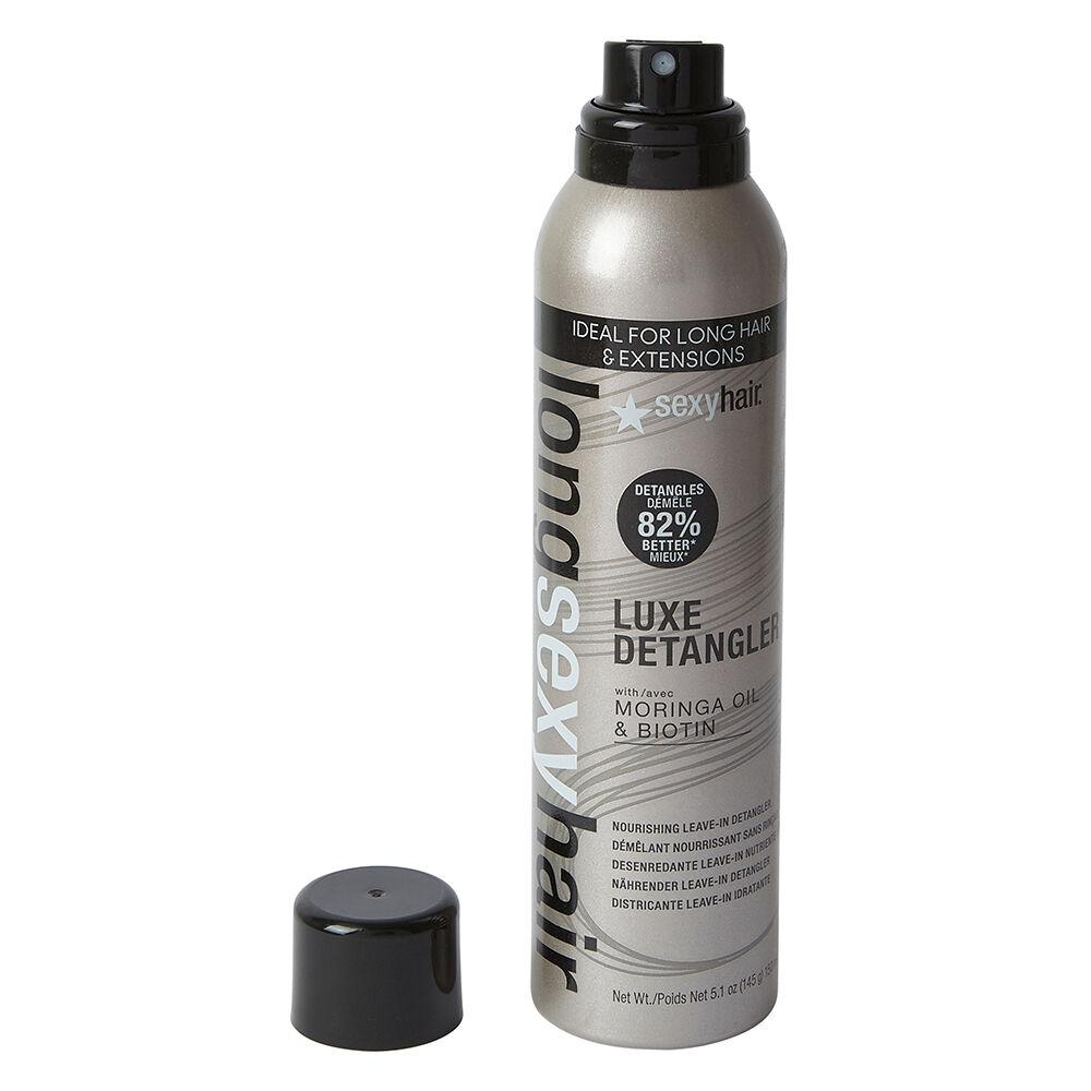 Sexy Hair Long Luxe Detangler Leave In Spray 150ml