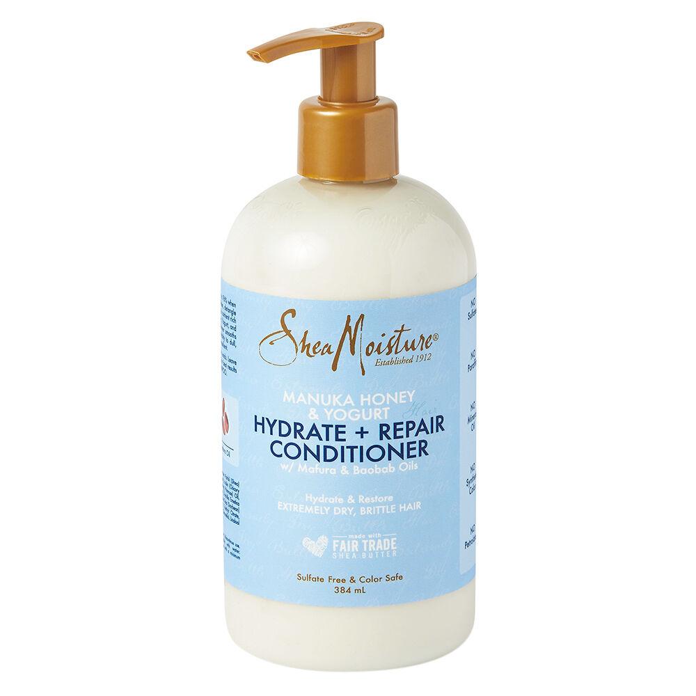 Shea Moisture Manuka Honey & Yogurt Hydrate & Repair Conditioner 384ml