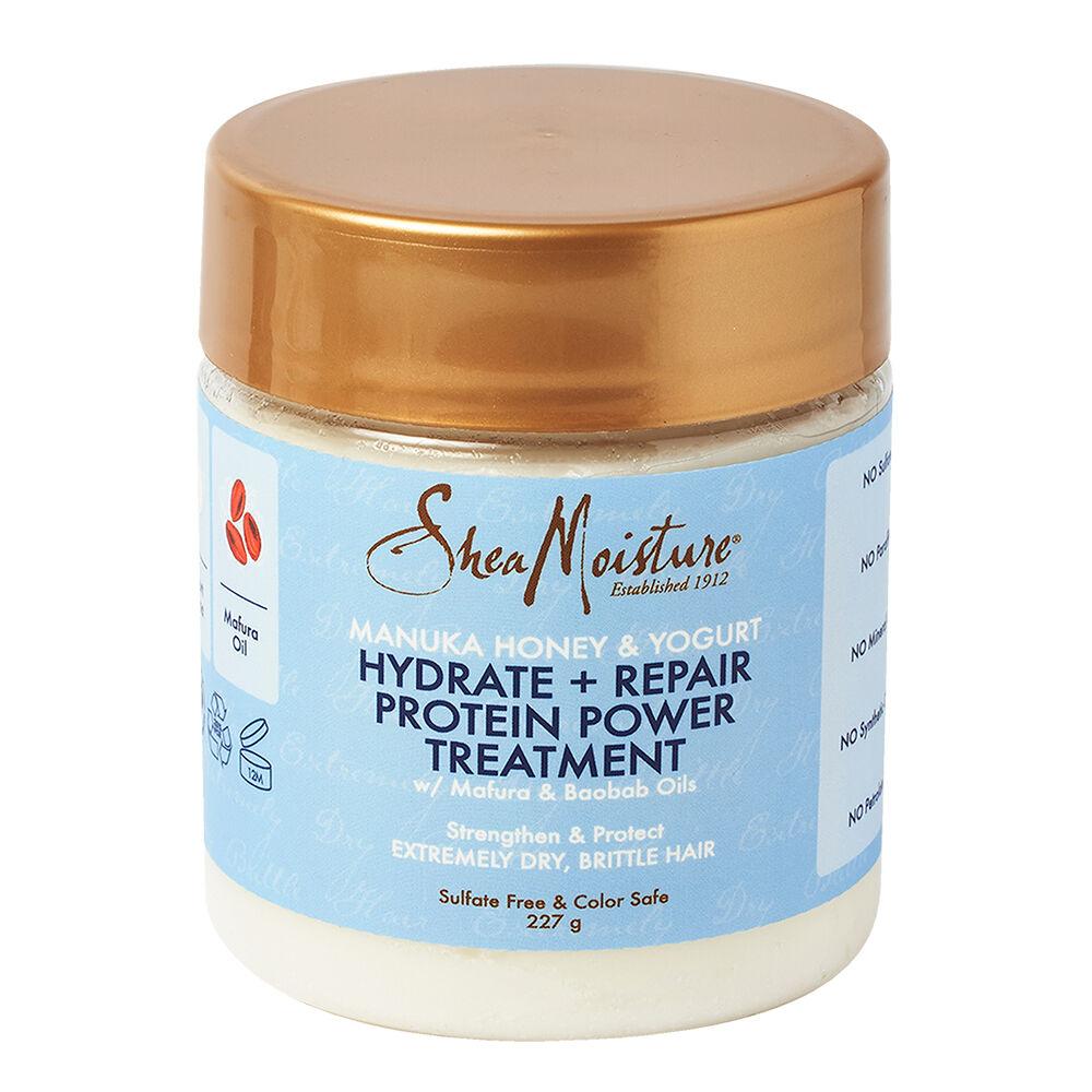 Shea Moisture Manuka Honey & Yogurt Hydrate + Repair Protein Power Treatment 227g