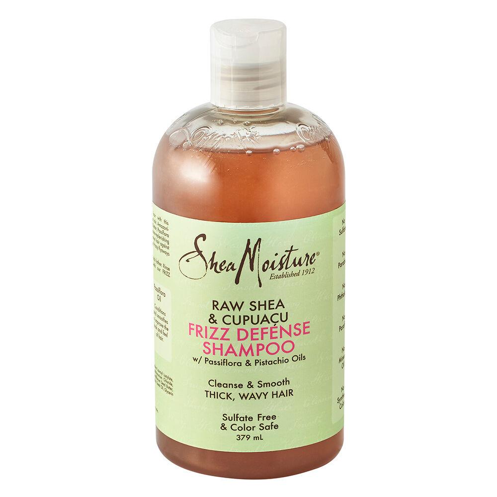 Shea Moisture Raw Shea & Cupuacu Frizz Defense Shampoo 379ml