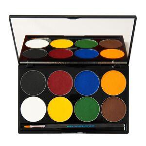 Mehron Paradise Makeup AQ 8 Color Palette Basic 48g - Publicité