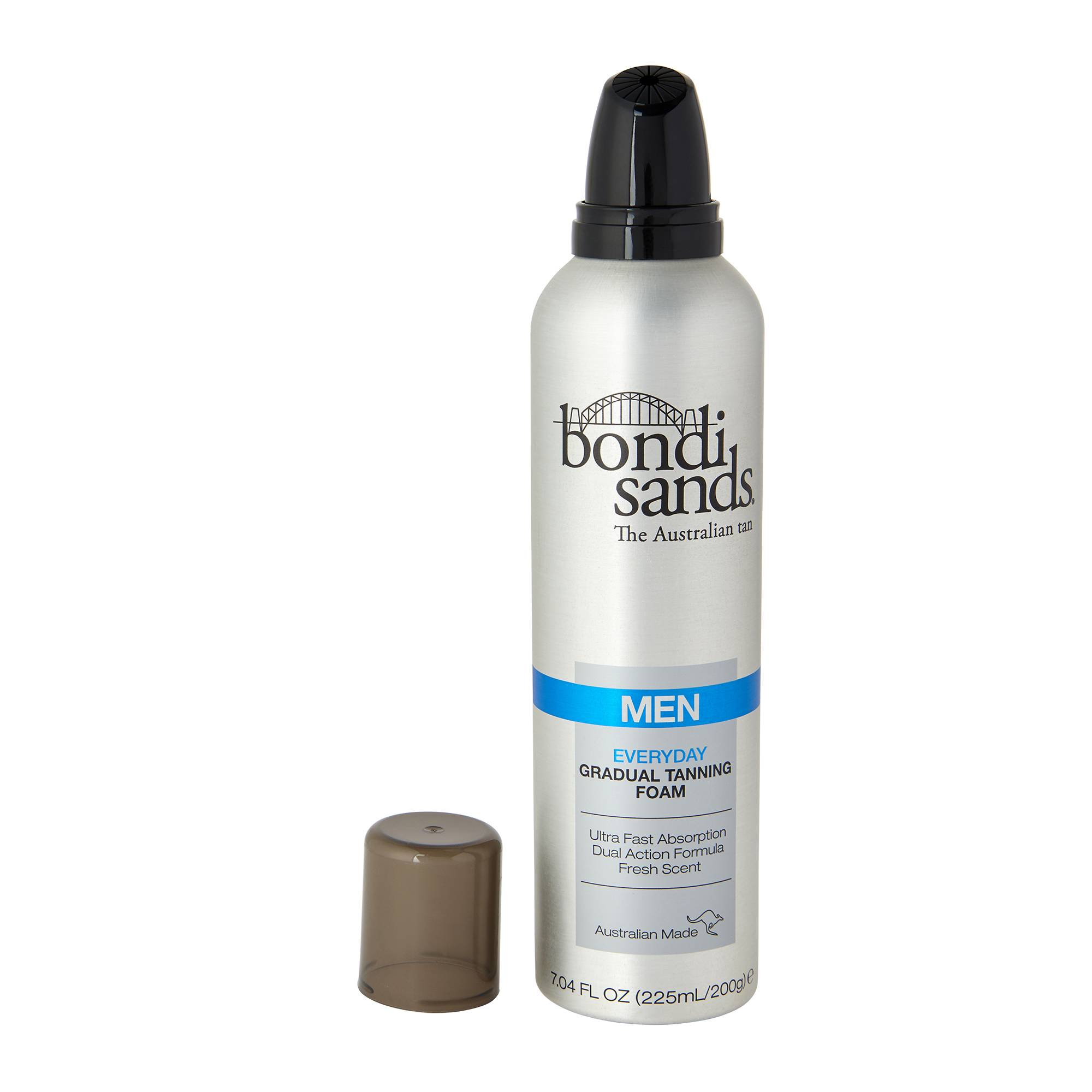 Bondi Sands Everyday Gradual Tanning Foam for Men 225ml