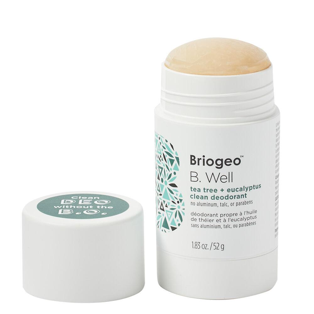 Briogeo B. Well Clean Deodorant Tea Tree + Eucalyptus 52g
