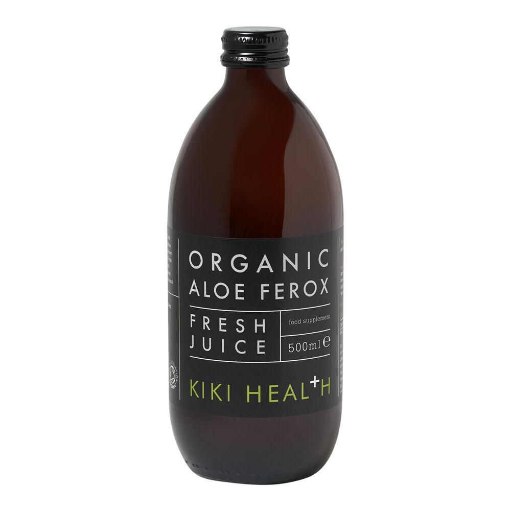 KIKI Health Organic Aloe Ferox Juice 500ml