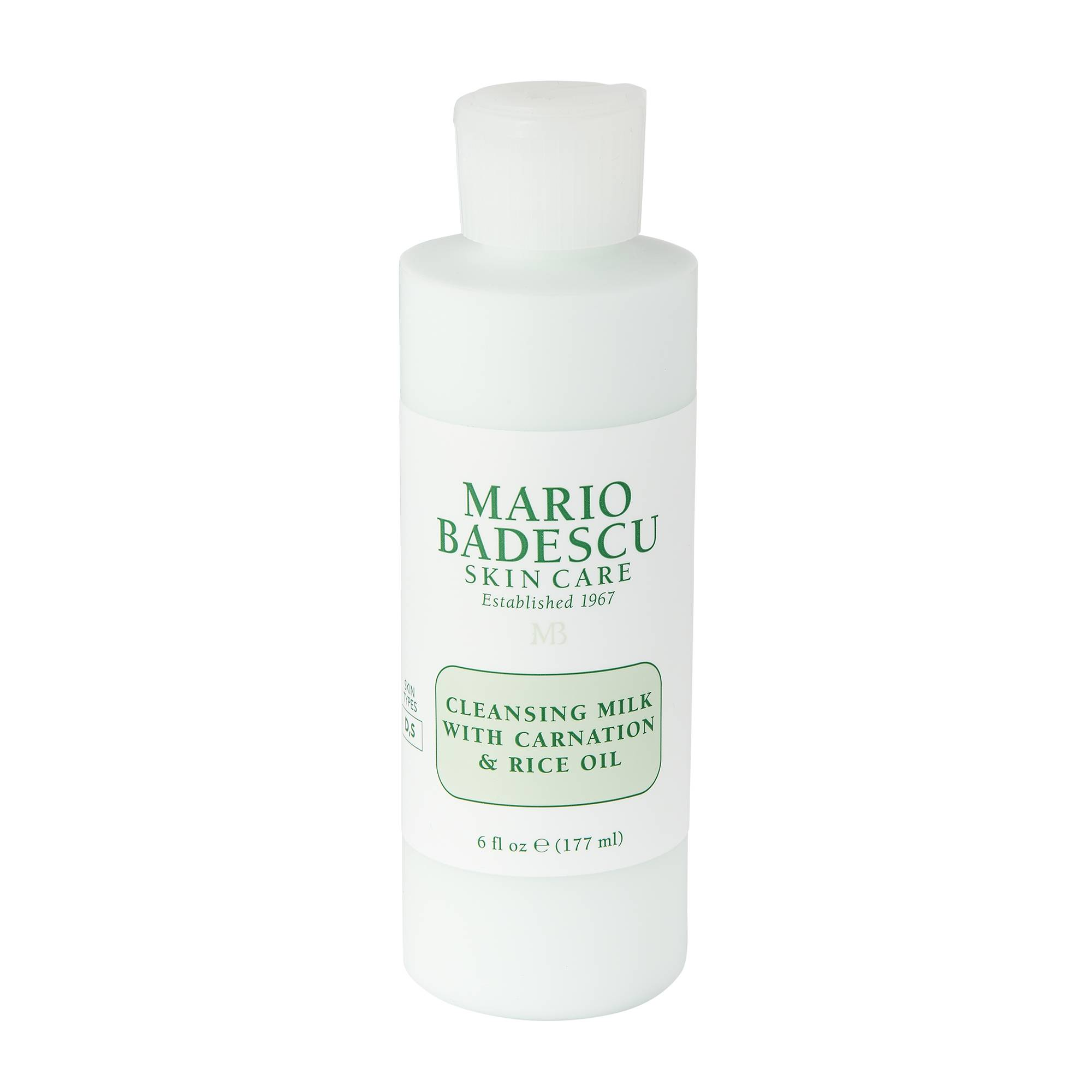 Mario Badescu Cleansing Milk With Carnation & Rice Oil 117ml