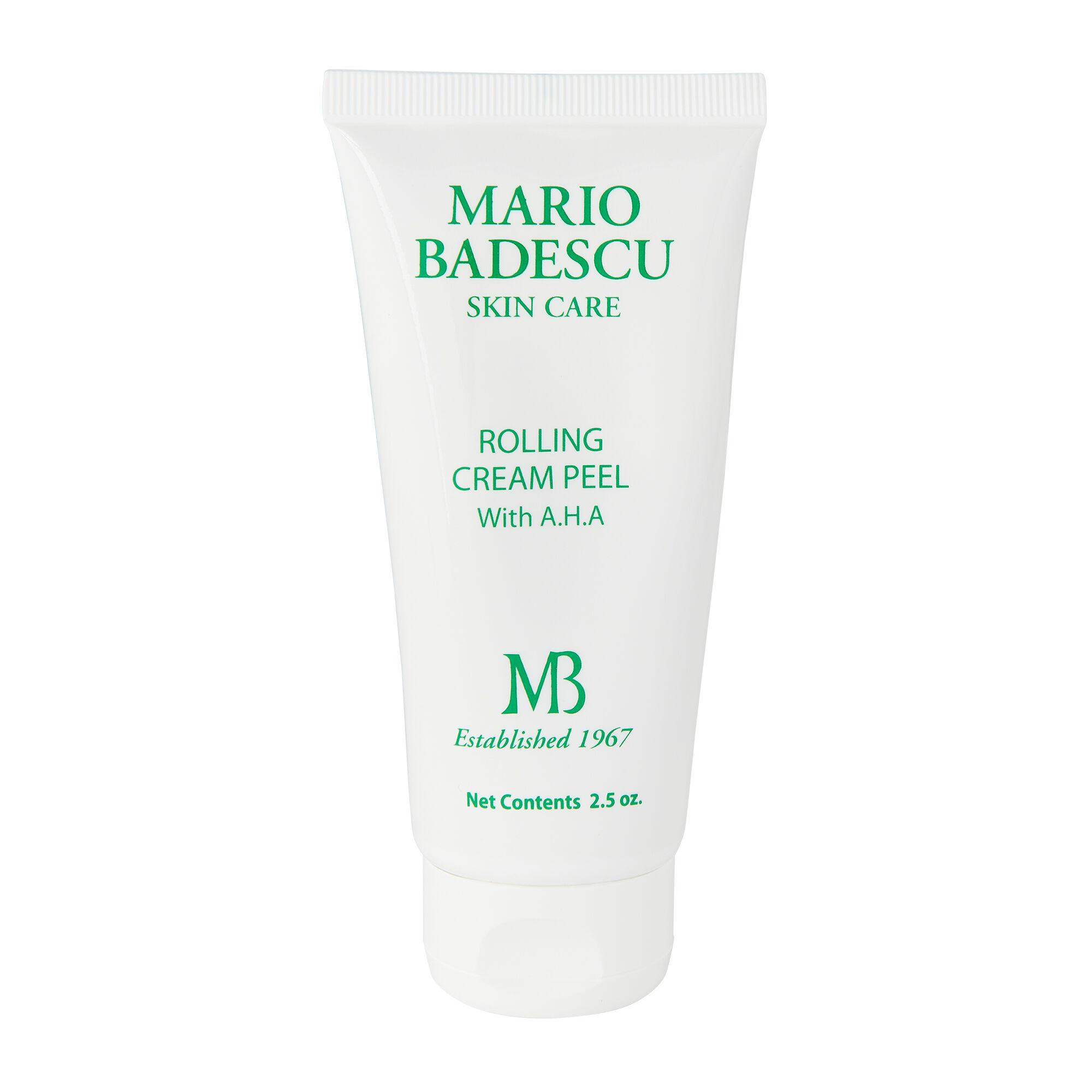 Mario Badescu Rolling Cream Peel With AHA 73ml