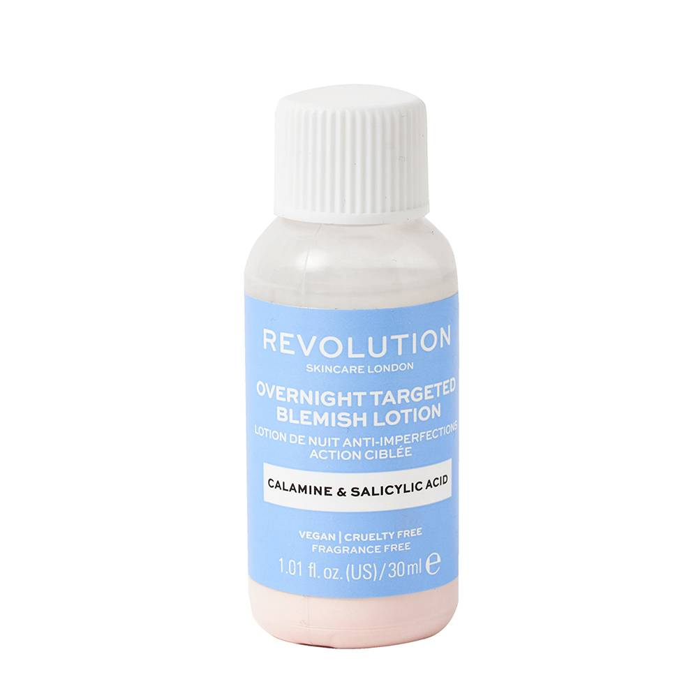 Revolution Skincare Overnight Targeted Blemish Lotion 20ml
