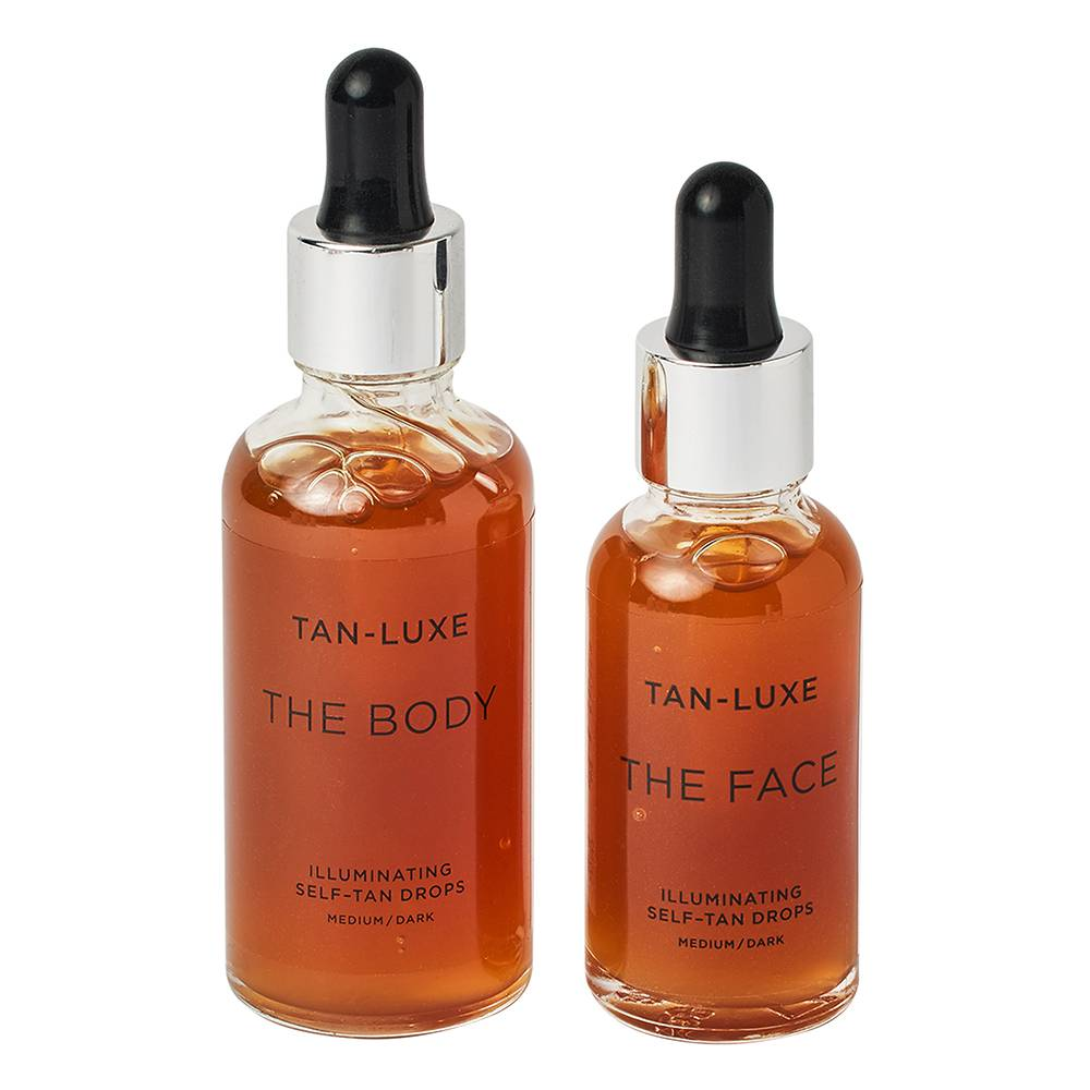 TAN-LUXE The Face and The Body Duo MediumDark 80ml