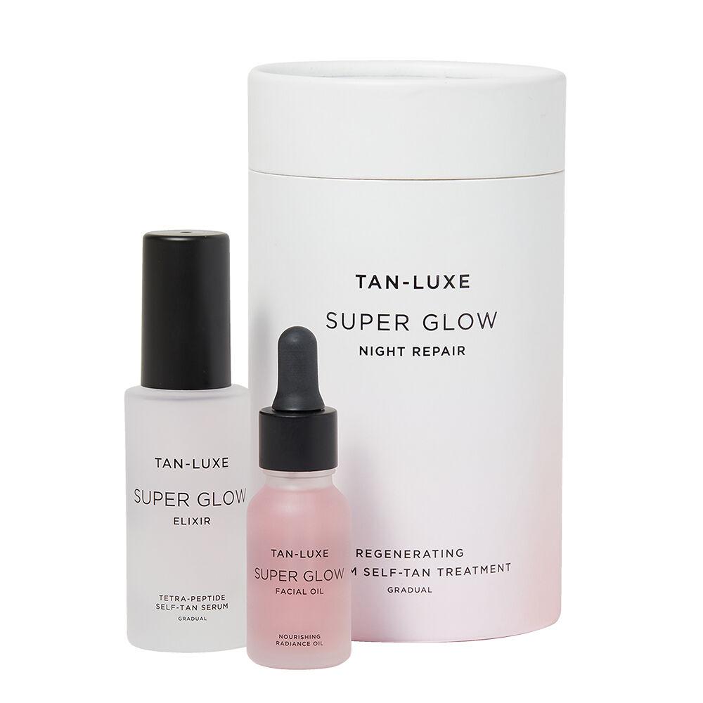 TAN-LUXE Super Glow Night Repair Set