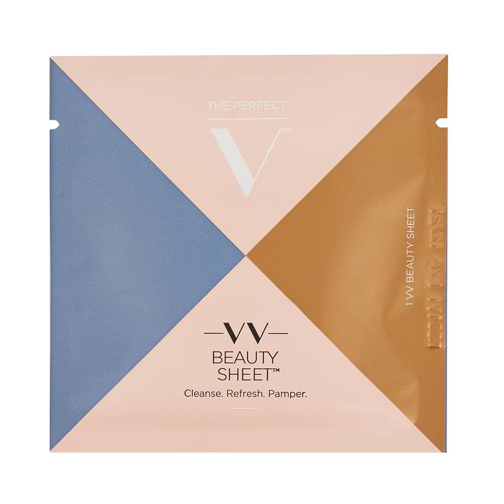 "The Perfect V ""VV Beauty Sheets"""