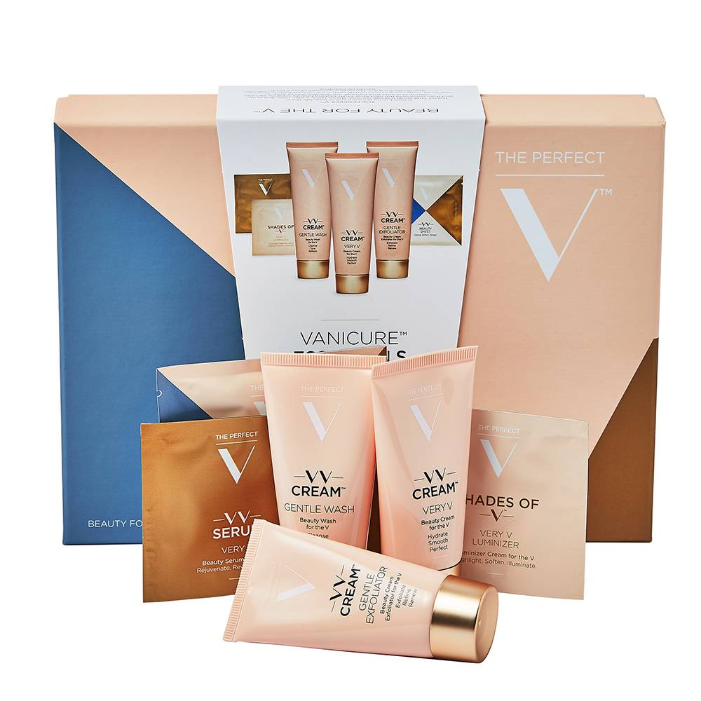 "The Perfect V ""Vanicure Essentials Kit"""