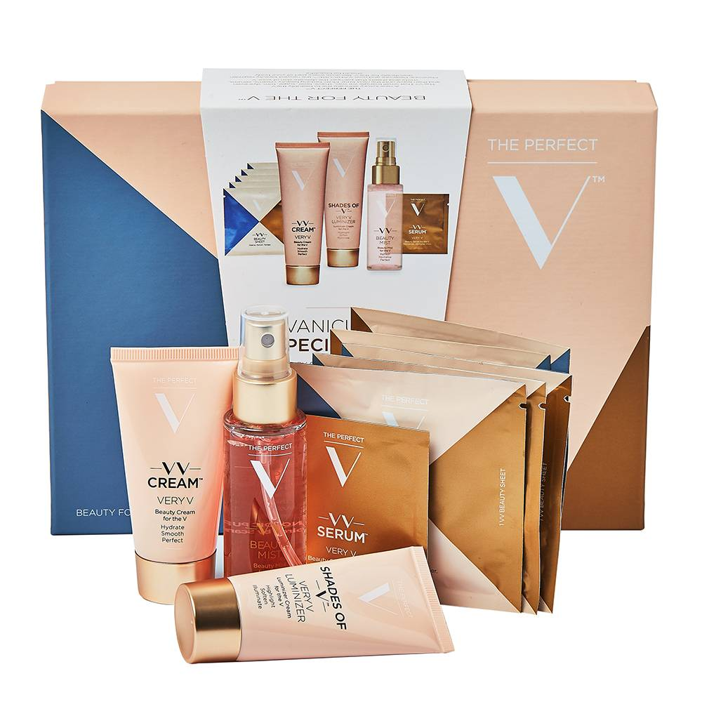 "The Perfect V ""Vanicure Specialites Kit"""