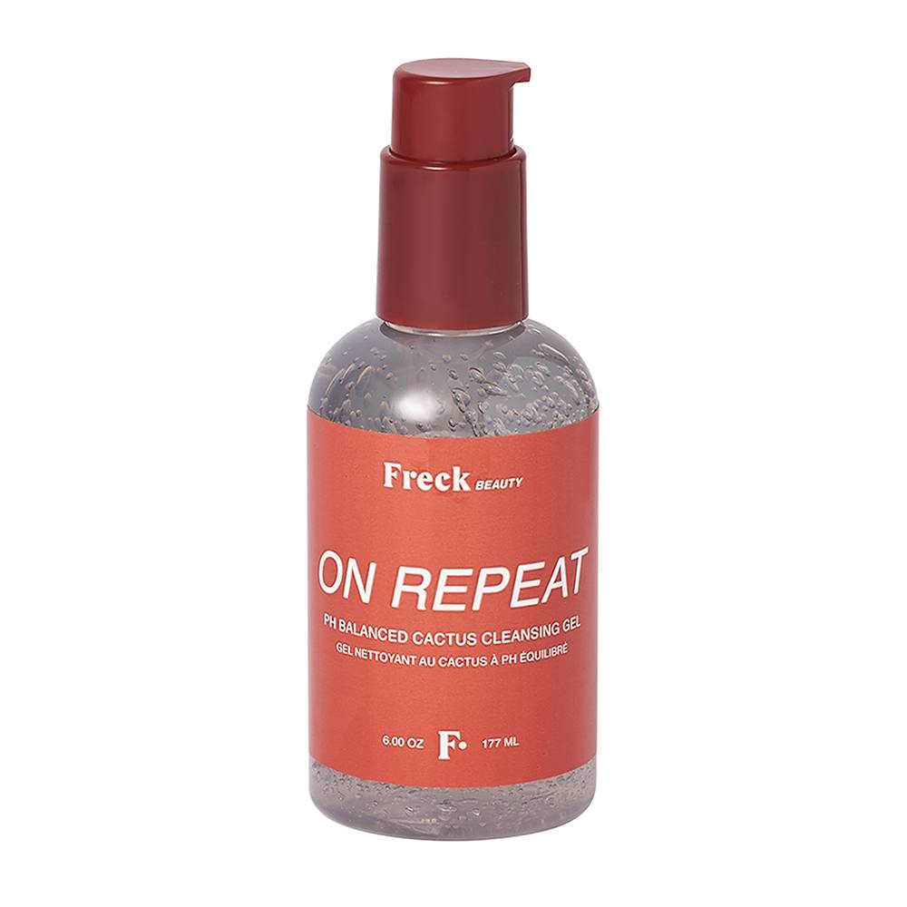 Freck On Repeat PH Balanced Cactus Cleansing Gel 177ml