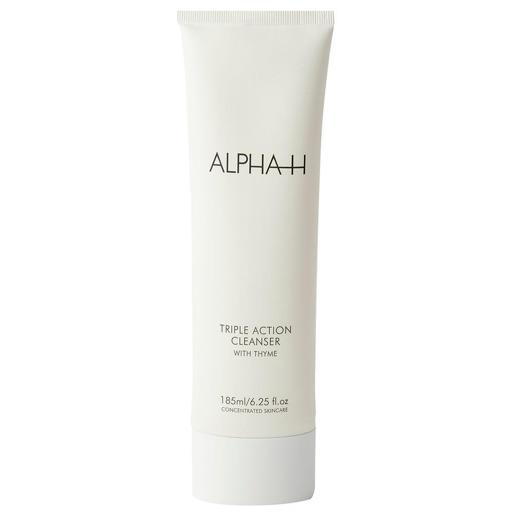 Alpha-H Nettoyant triple action Triple Action Cleanser 185ml