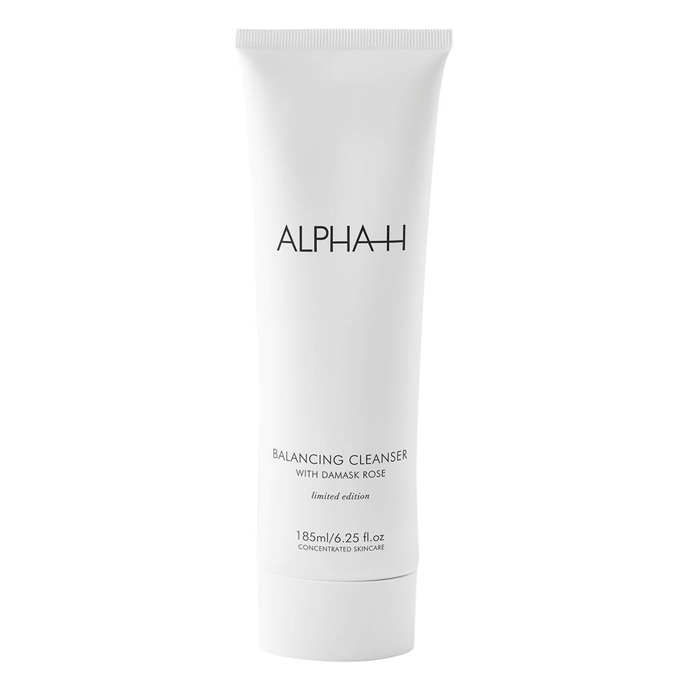 Alpha-H Balancing Cleanser Rose Limited Edition 185ml
