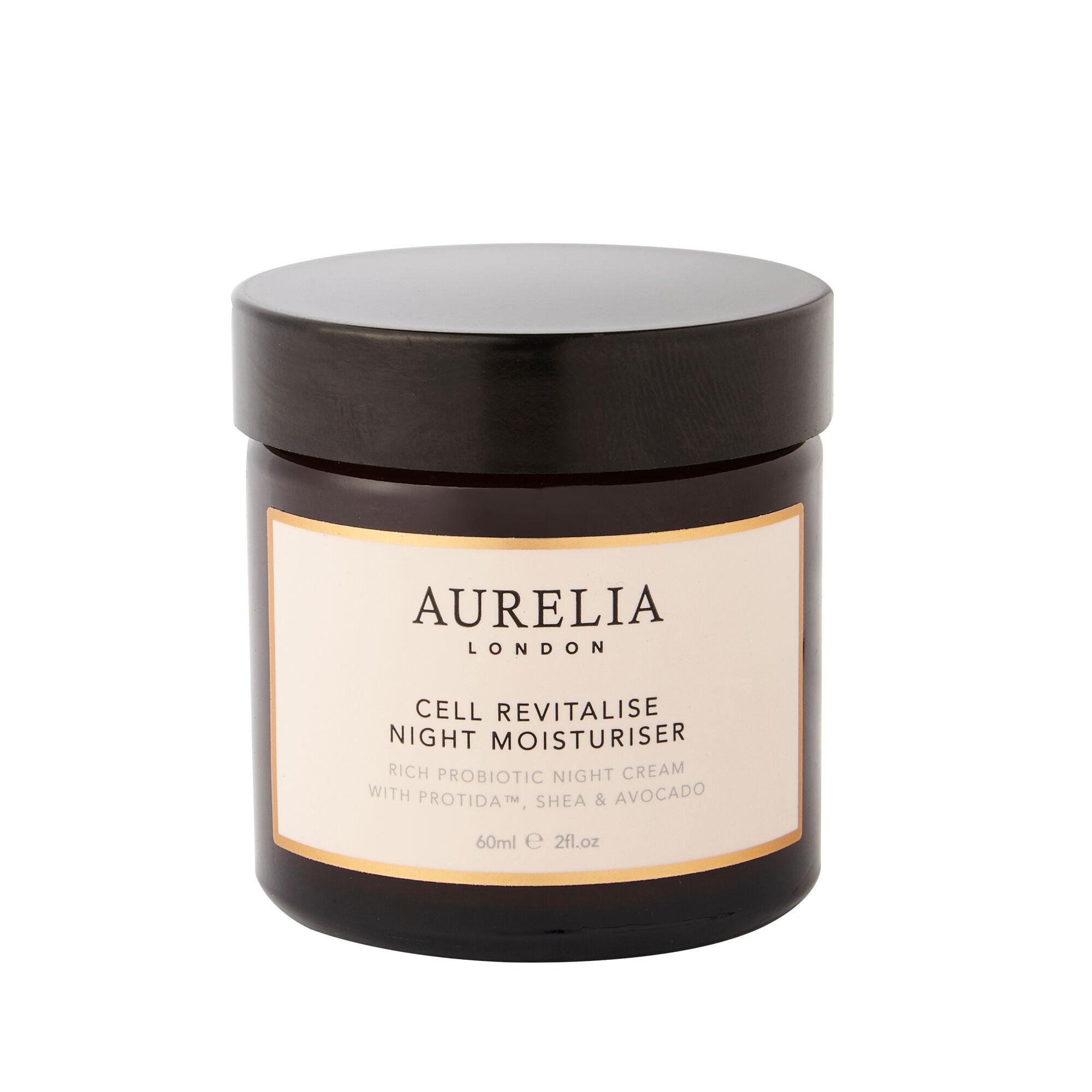 Aurelia Probiotic Skincare Cell Revitalise Night Moisturiser Cell Revitalise Night Moisturiser 60ml