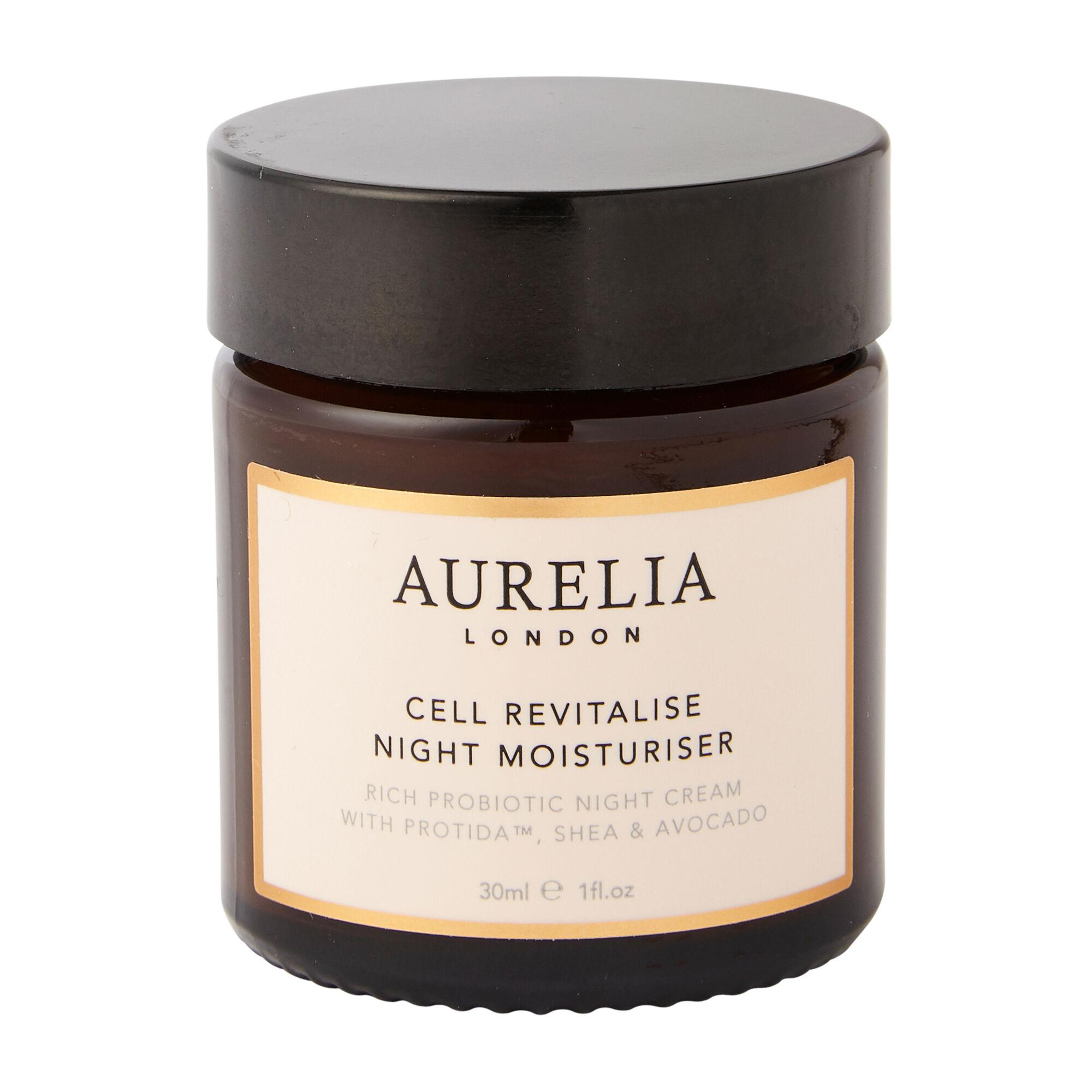 Aurelia Probiotic Skincare Cell Revitalise Night Moisturiser Cell Revitalise Night Moisturiser 30ml