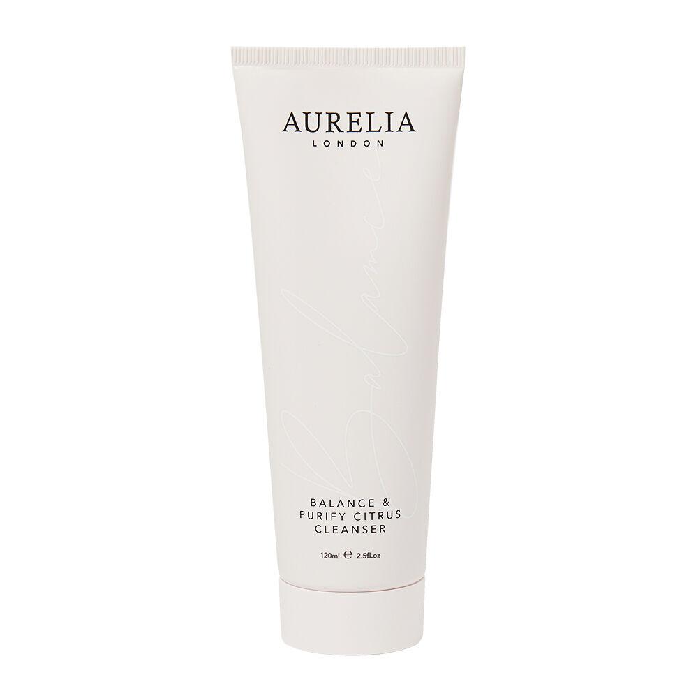 Aurelia Probiotic Skincare Balance & Purify Citrus Cleanser 120ml