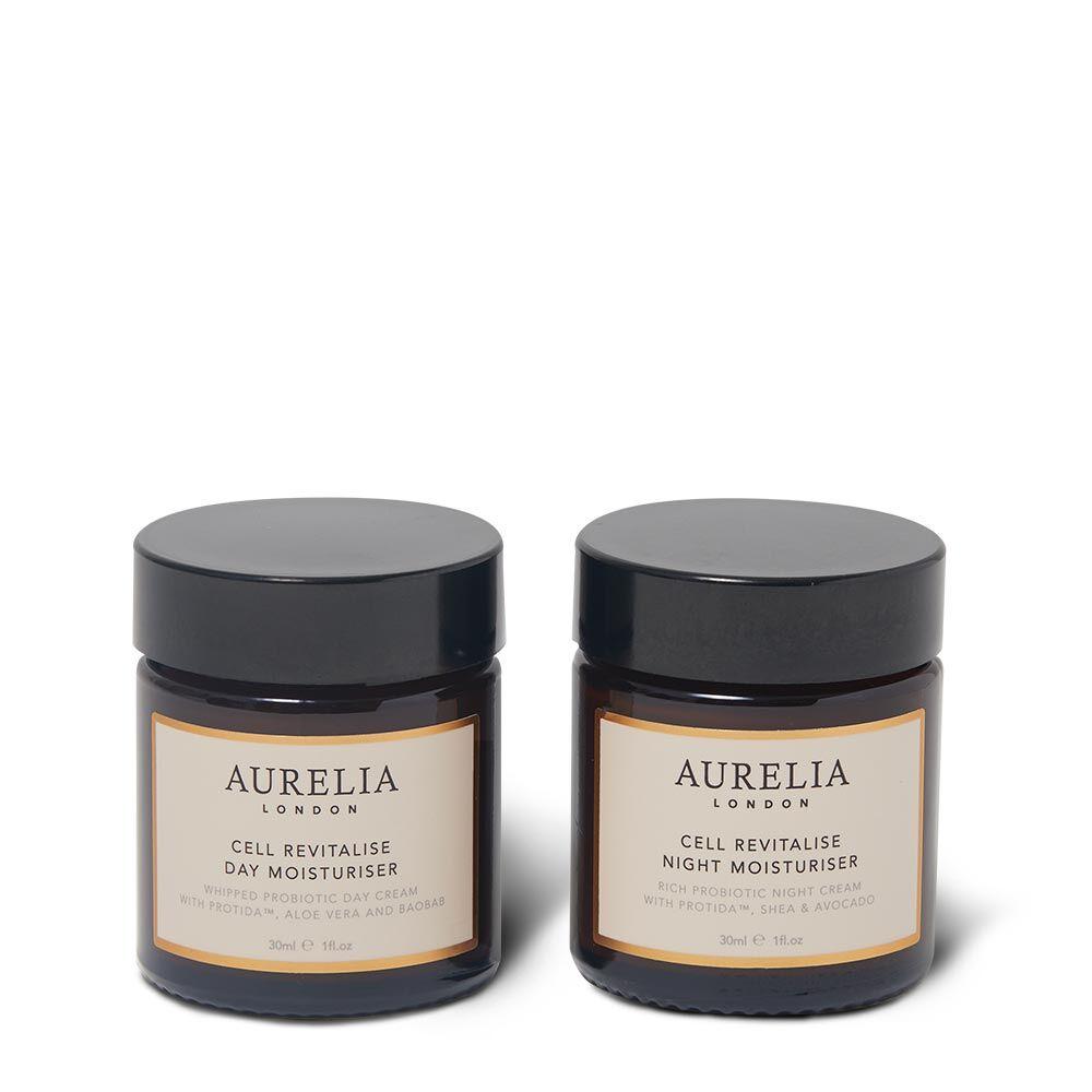 Aurelia Probiotic Skincare Day & Night Duo