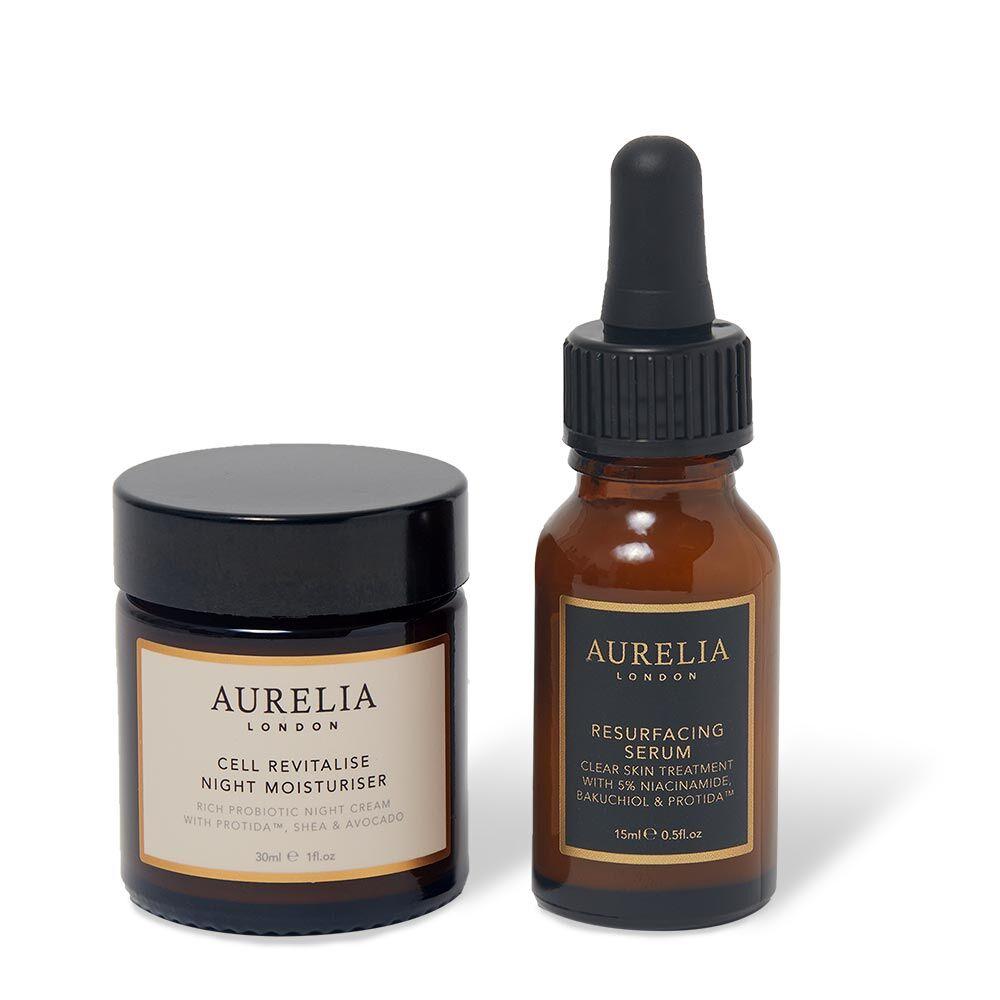 Aurelia Probiotic Skincare Night Time Duo