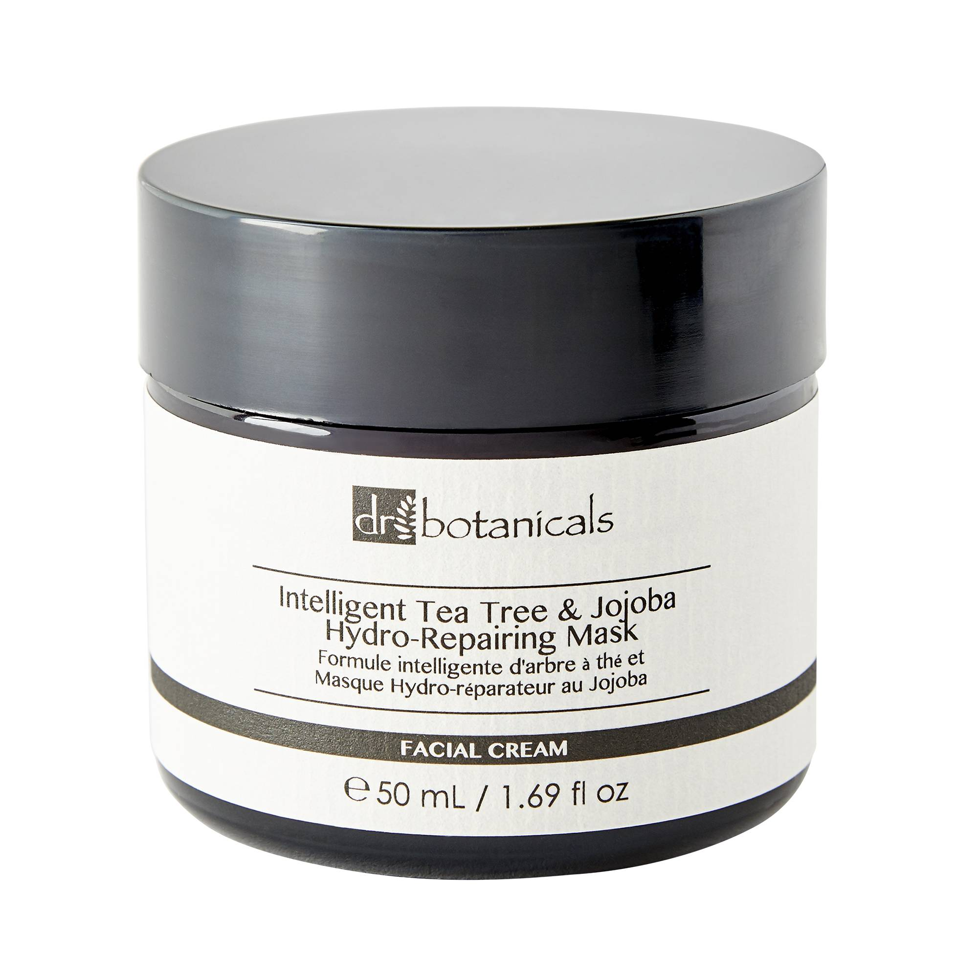 Dr. Botanicals Intelligent Tea tree and Jojoba HydroRepairing Mask 50ml