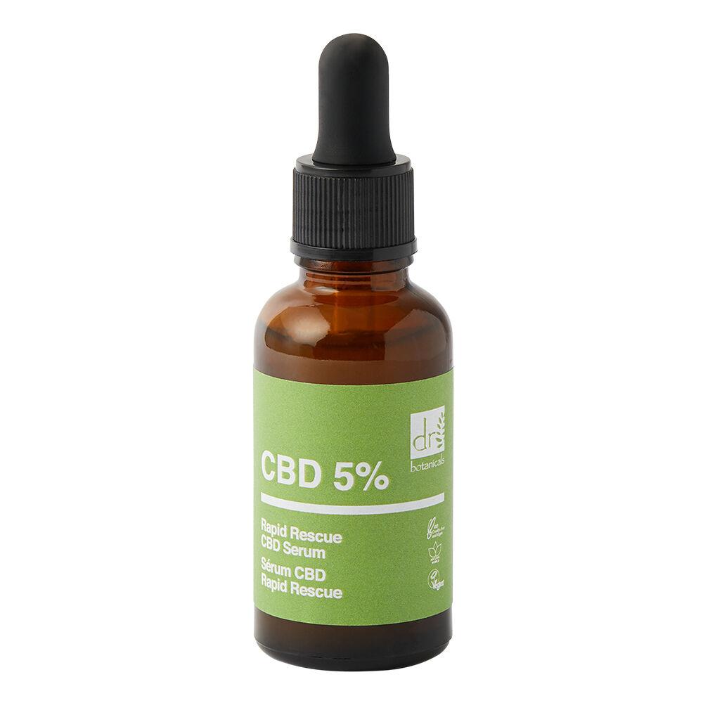Dr. Botanicals Rapid Rescue CBD Serum 30ml