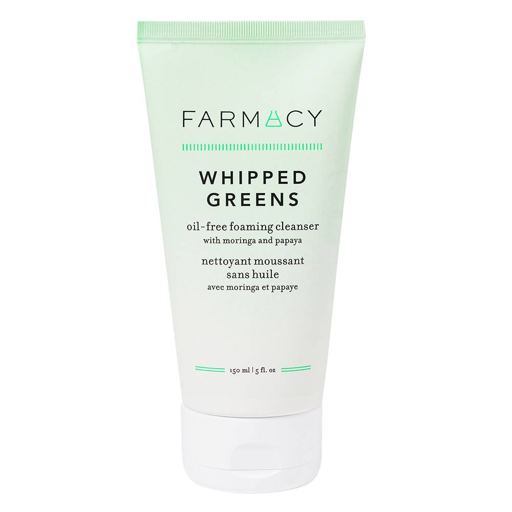 Farmacy Whipped Greens OilFree Foaming Cleanser 150ml