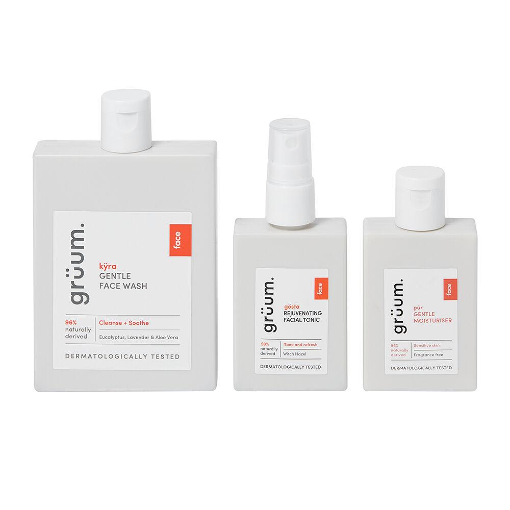 grüum 3Step Skincare Set