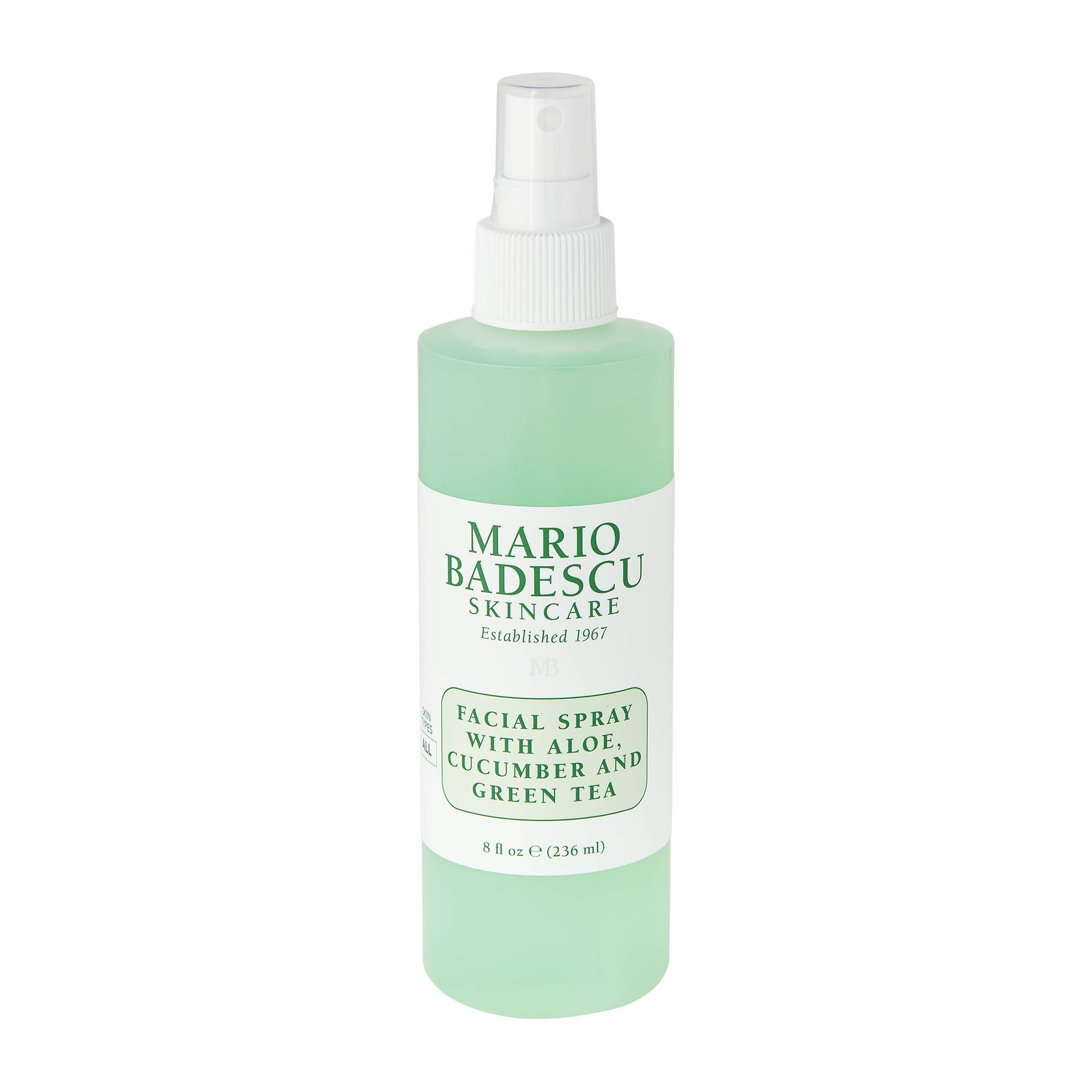 Mario Badescu Facial Spray with Aloe Cucumber And Green Tea 236ml