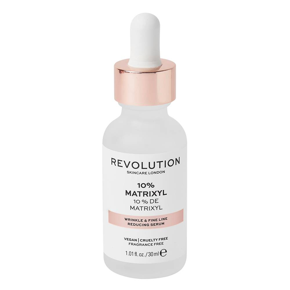 Revolution Skincare Wrinkle and Fine Line Reducing Serum 10% Matrixyl 30ml