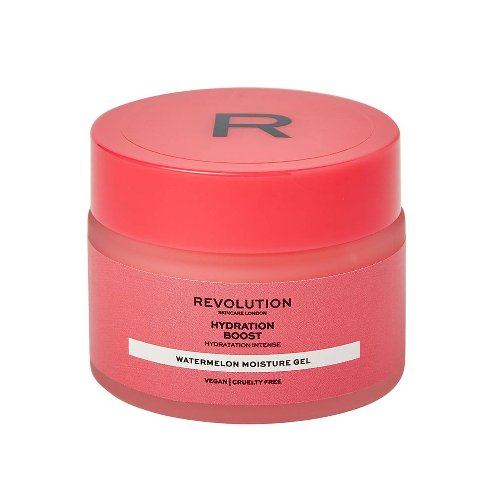 Revolution Skincare Hydration Boost Moisture Gel with Watermelon 50ml