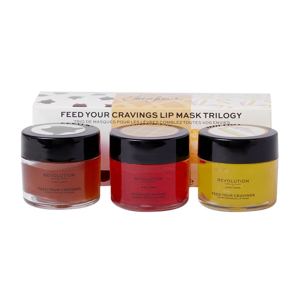 Revolution Skincare x Jake Jamie Feed your Cravings Lip Mask Gift Set