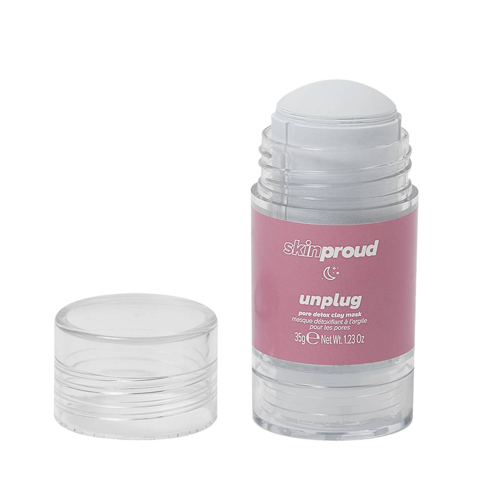 Skin Proud Unplug Pore Detox Clay Mask Stick 35g