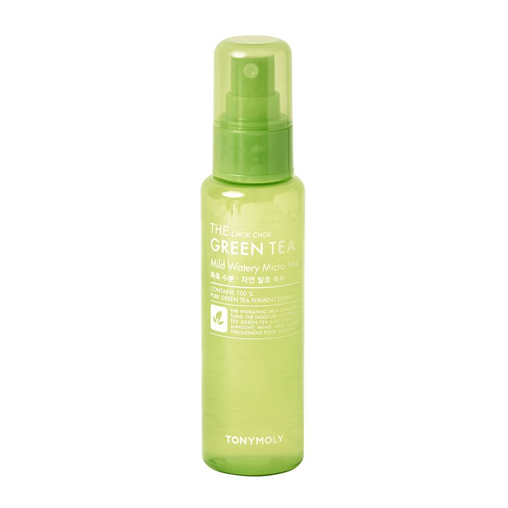 TONYMOLY The Chok Chok Green Tea Watery Micro Mist