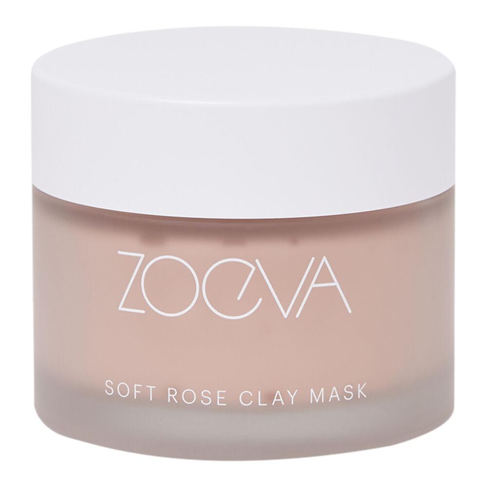 ZOEVA Soft Rose Clay Mask 50ml