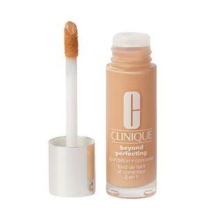 Clinique Beyond Perfecting Foundation & Concealer Cream Whip 30ml - Publicité