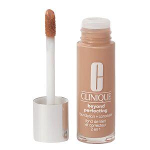 Clinique Beyond Perfecting Foundation & Concealer Nutty 30ml - Publicité