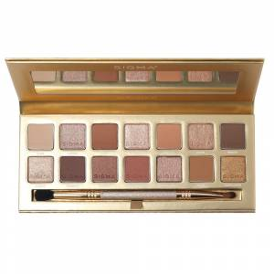Sigma Beauty Ambiance Eyeshadow Palette - Publicité