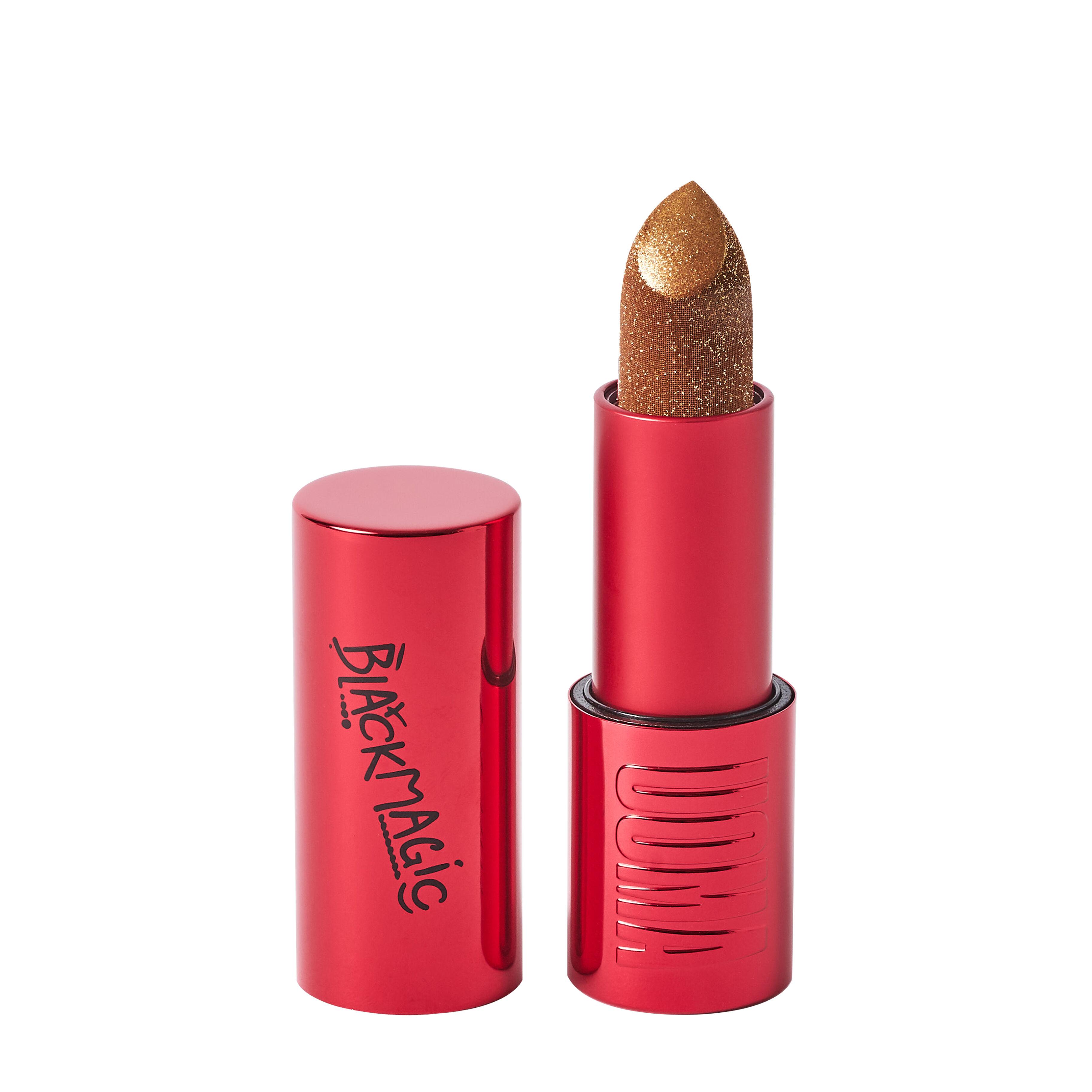 UOMA Beauty Black Magic Metallic Lipstick Lady of Gold 3.5ml