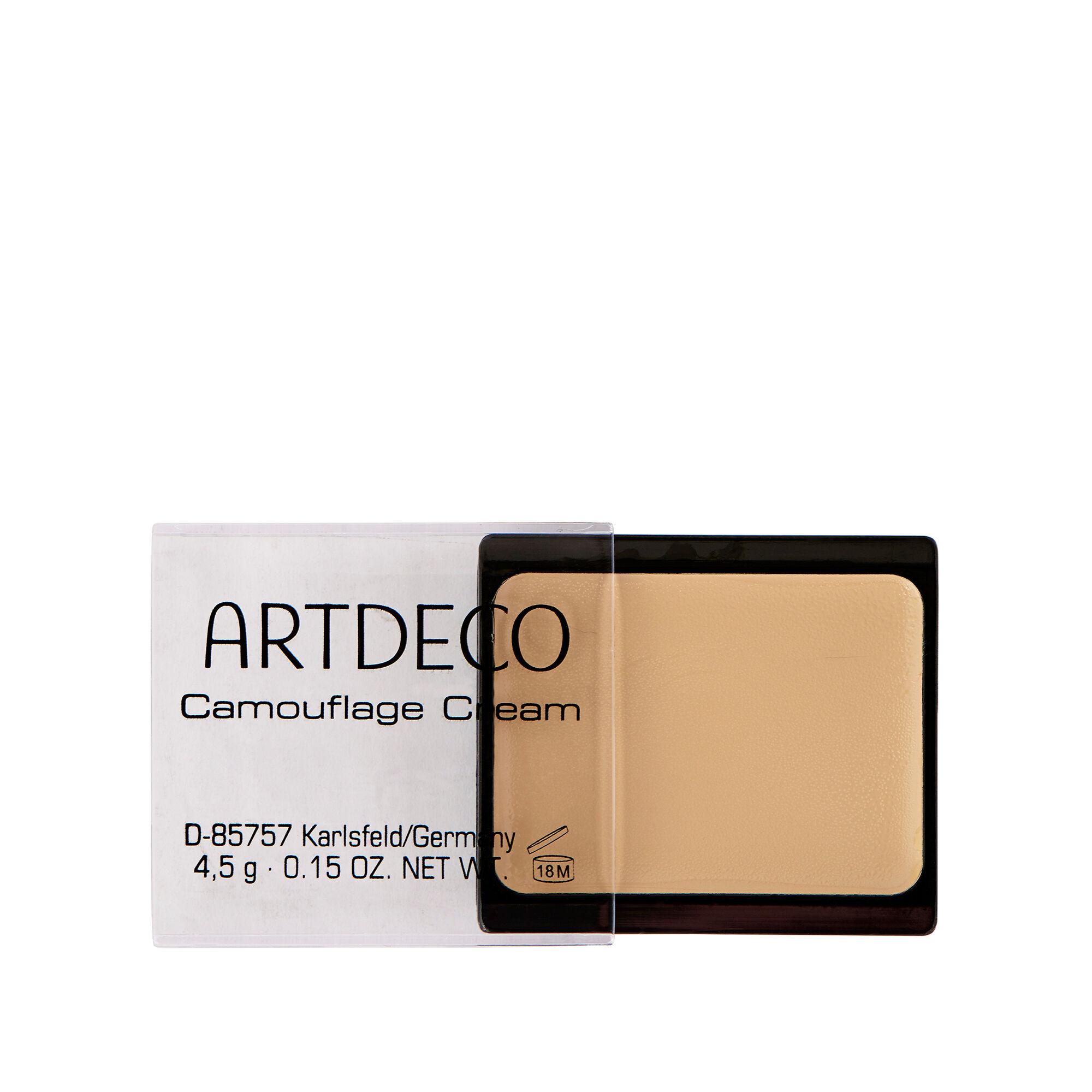 ARTDECO Crème camouflage 06 Sable du désert 01 Neutralising Green 4.5g